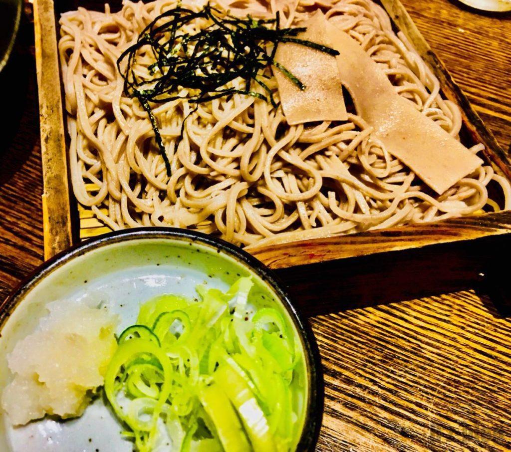 上海萬蔵 蕎麦