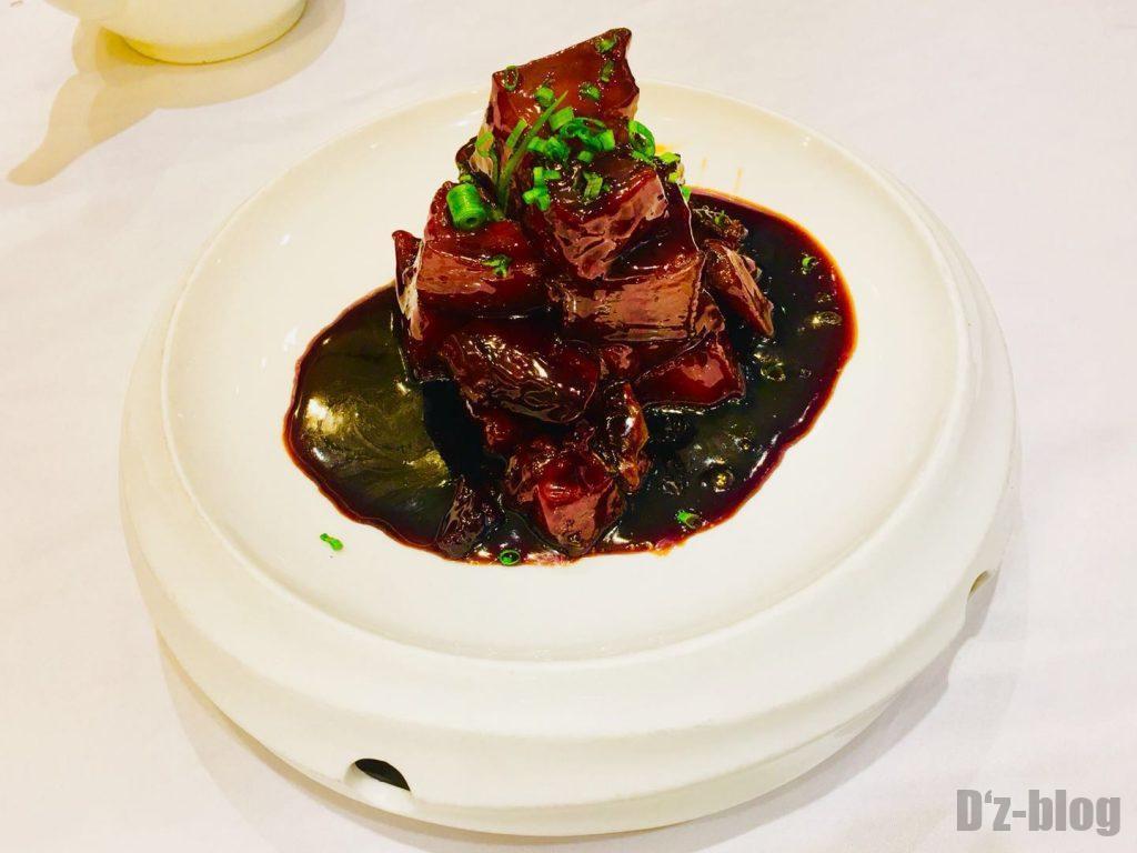 上海亿家一宴 紅焼肉