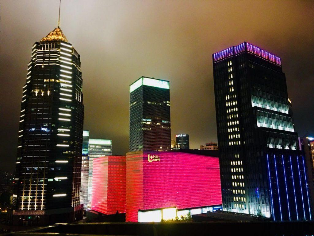 上海浦東夜景③