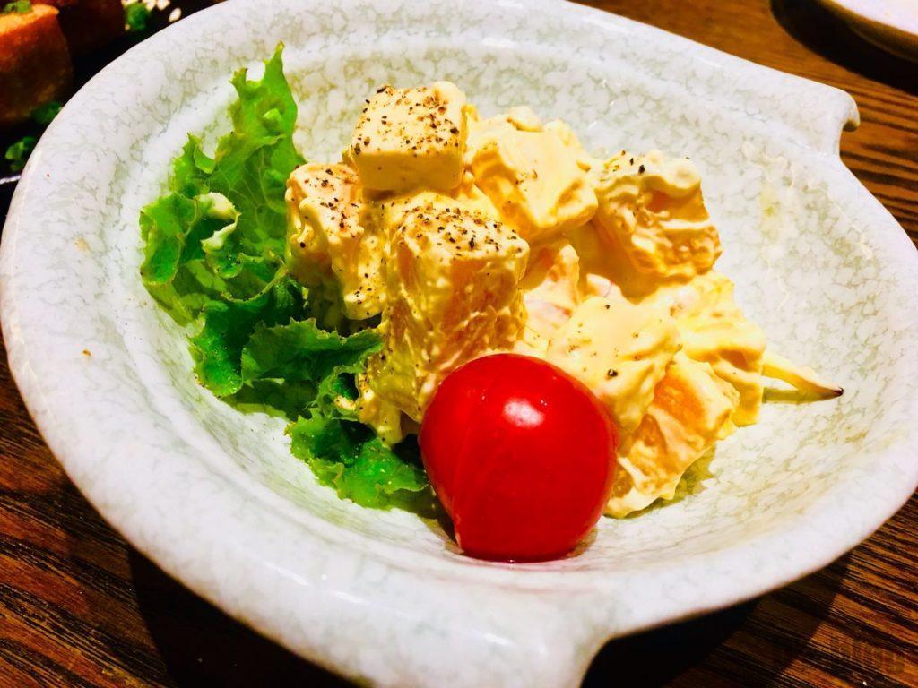 上海萬蔵 ポテトサラダ