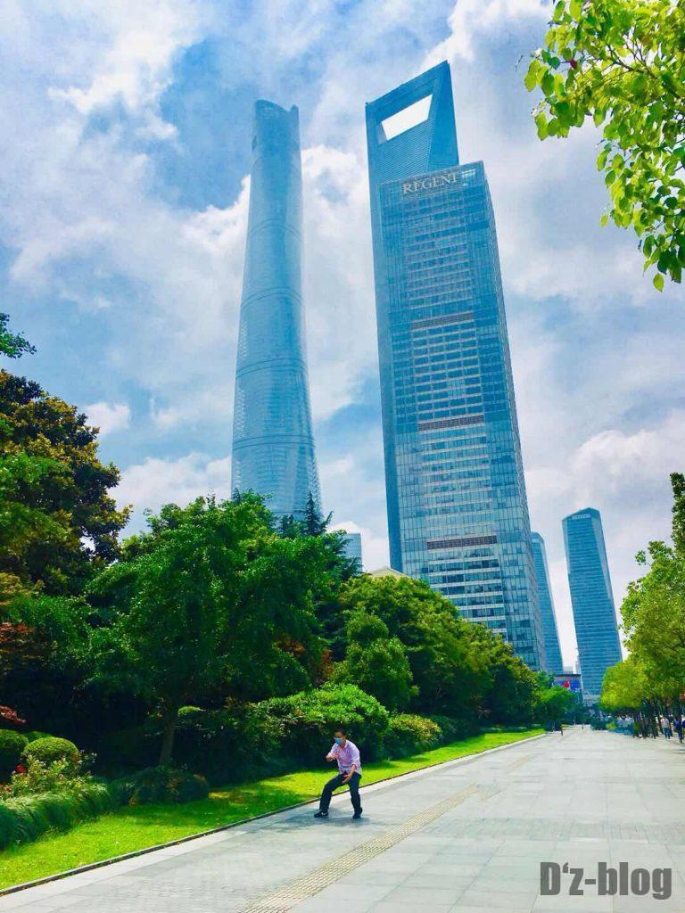 上海東昌路駅前⑥