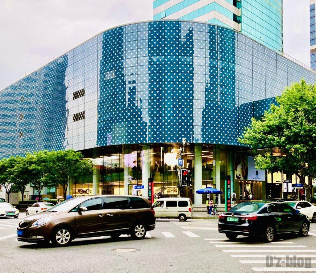 上海iPhoneショップ