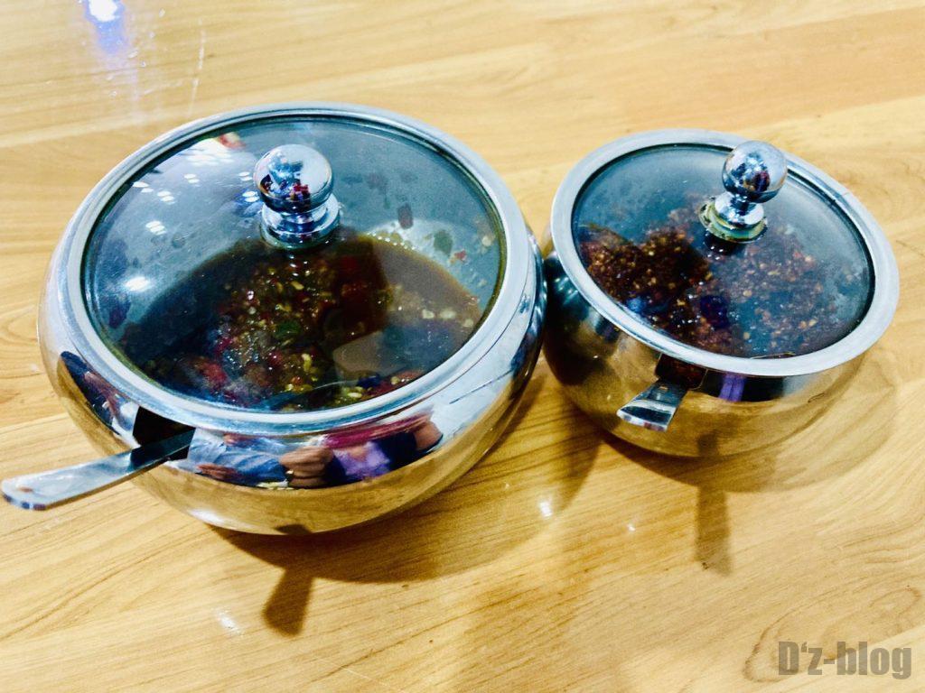 上海ローカル牛肉スープ調味料