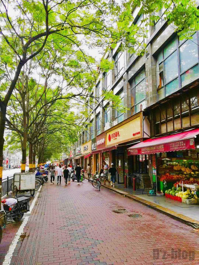 上海佳家汤包 店前