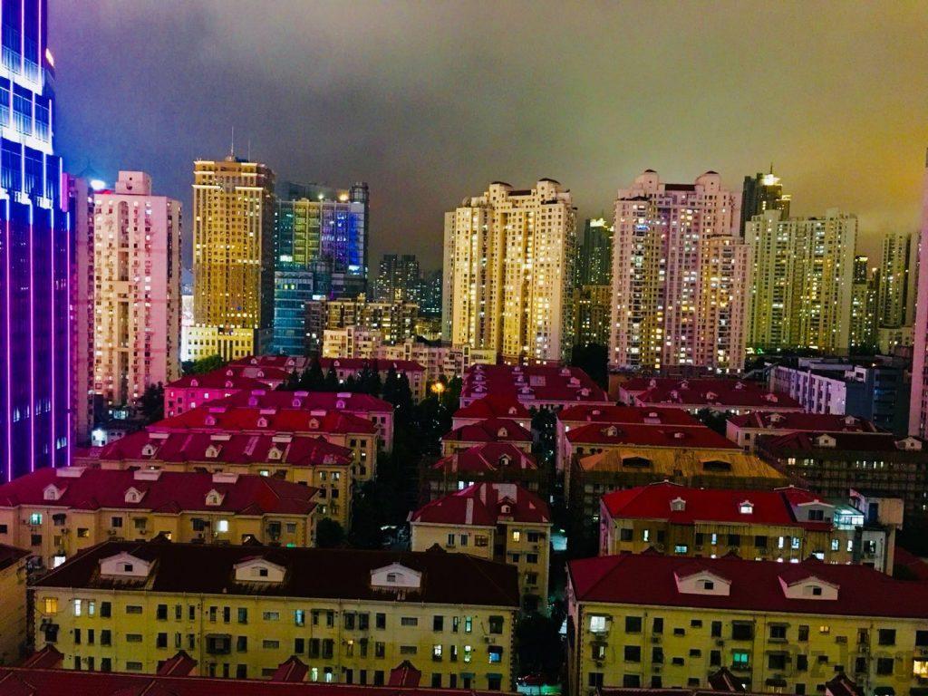 上海浦東夜景②