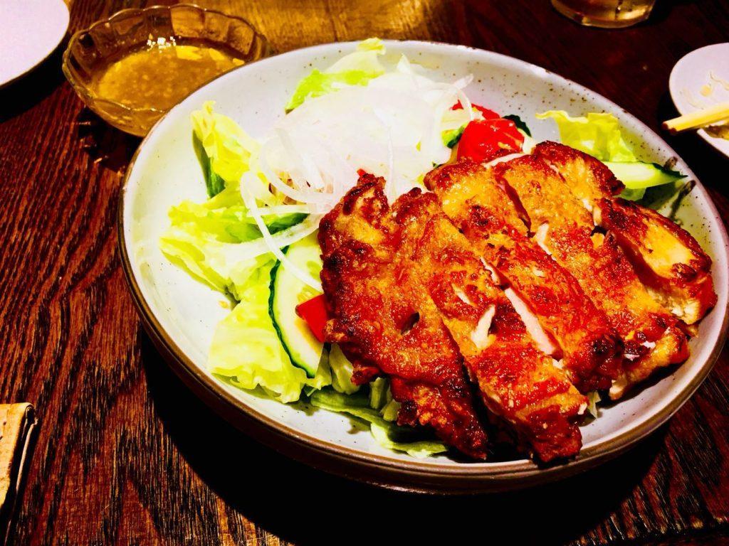 上海萬蔵 鶏肉