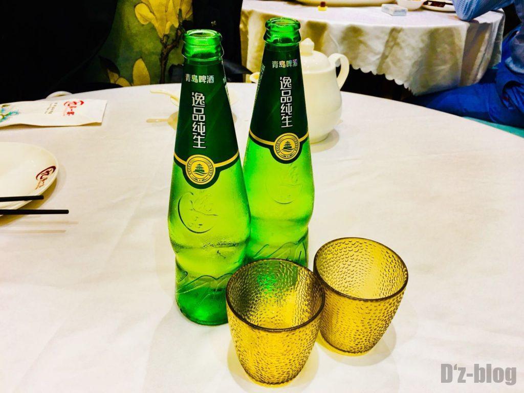 上海亿家一宴 ビール