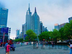 上海東昌路駅付近④