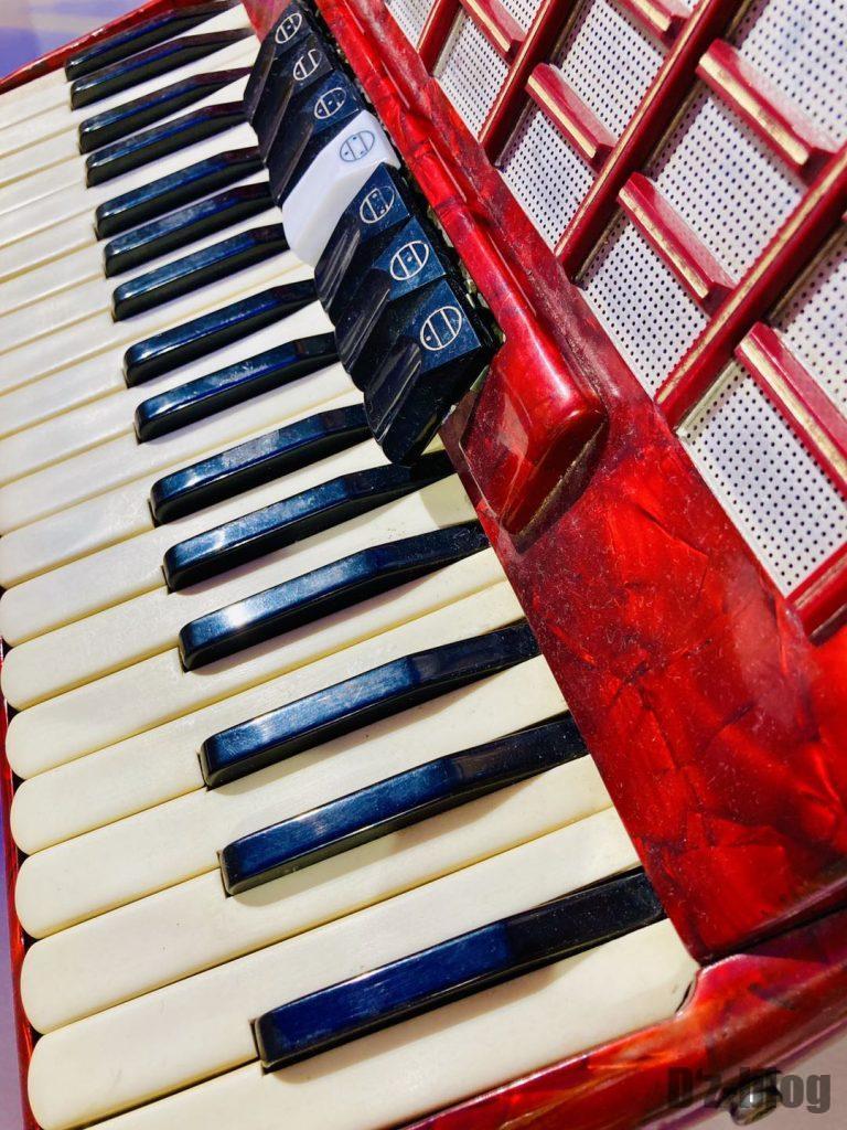 上海80年代博物館楽器