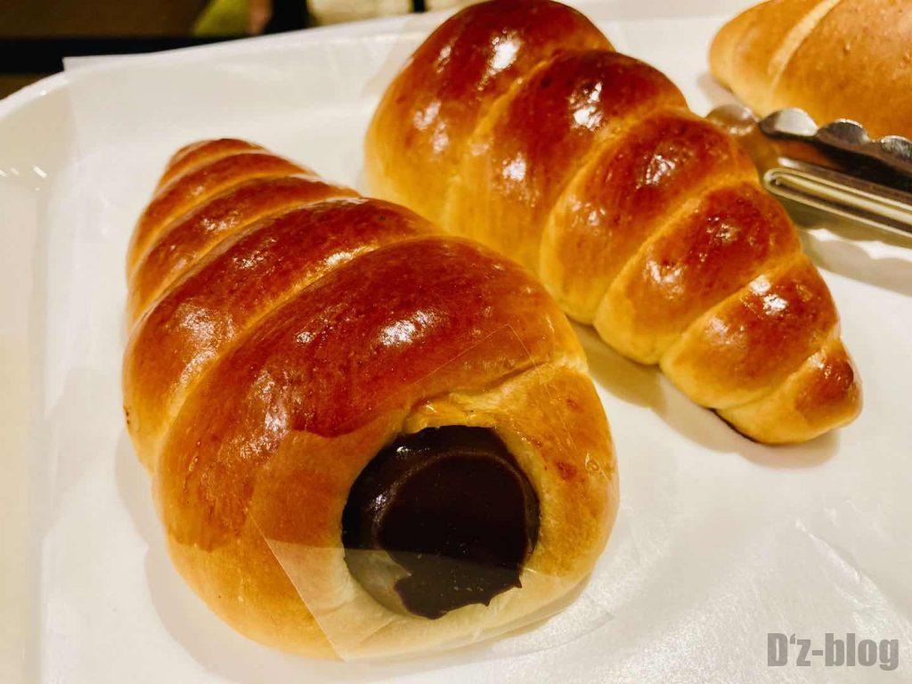 上海ブリアン人気チョココロネ