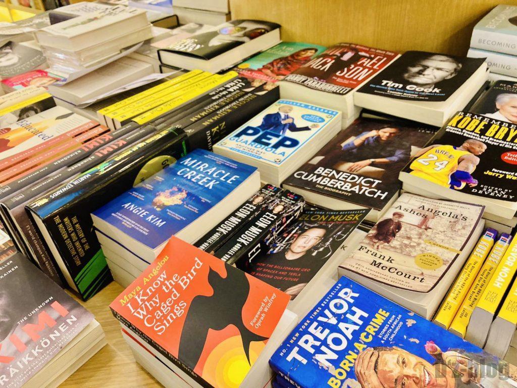 上海外文書店英文本