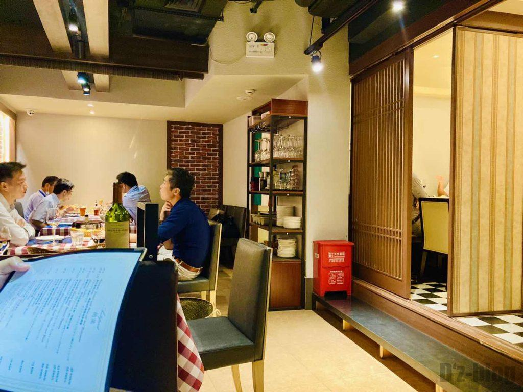 上海ソラーレ2号店店内