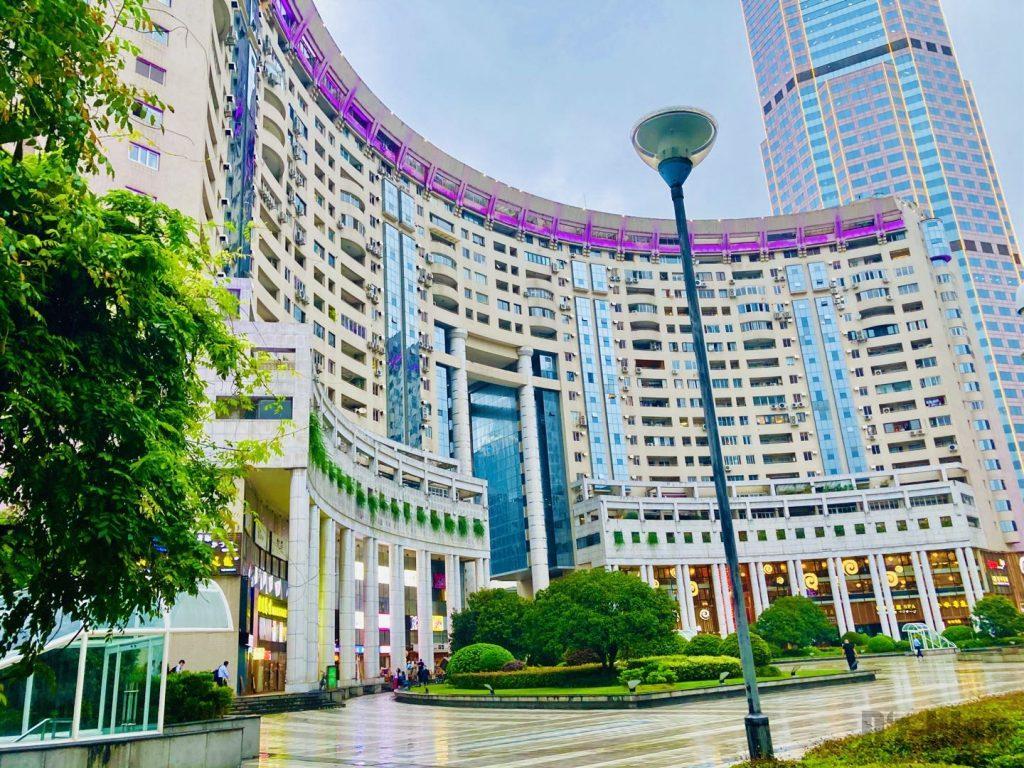 上海新世紀広場