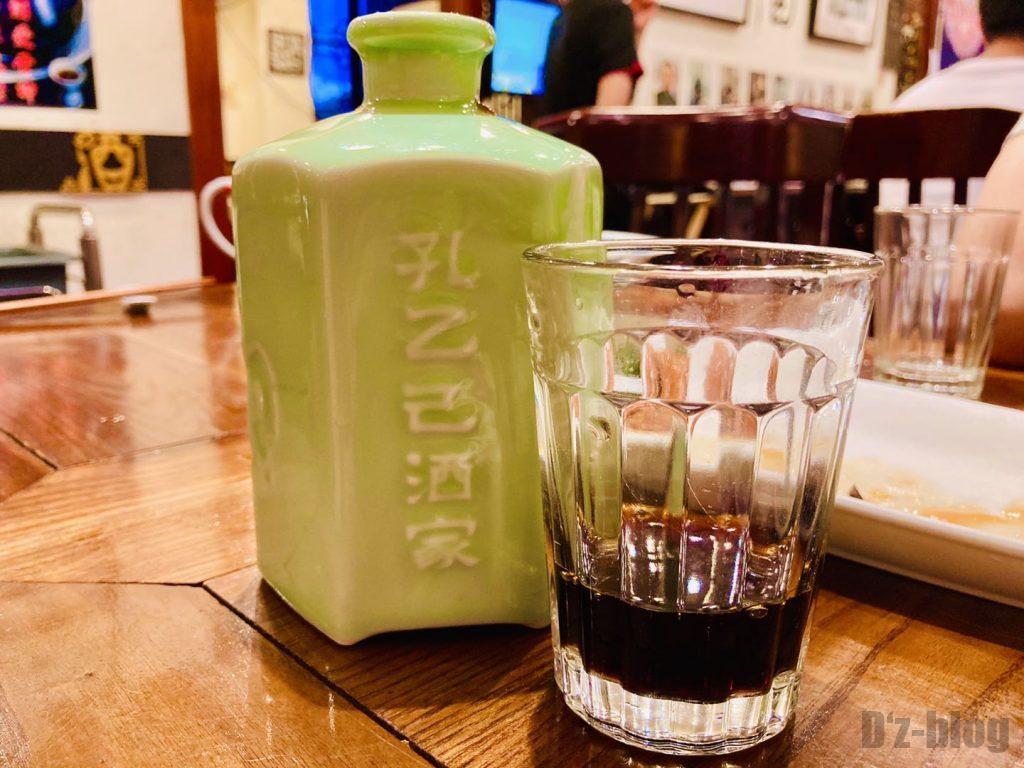 上海孔乙巳紹興酒