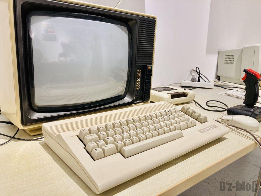 上海80年代博物館パソコン機器