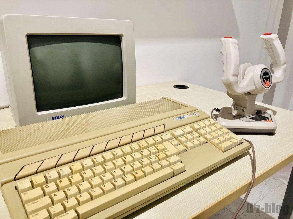 上海80年代博物館パソコン