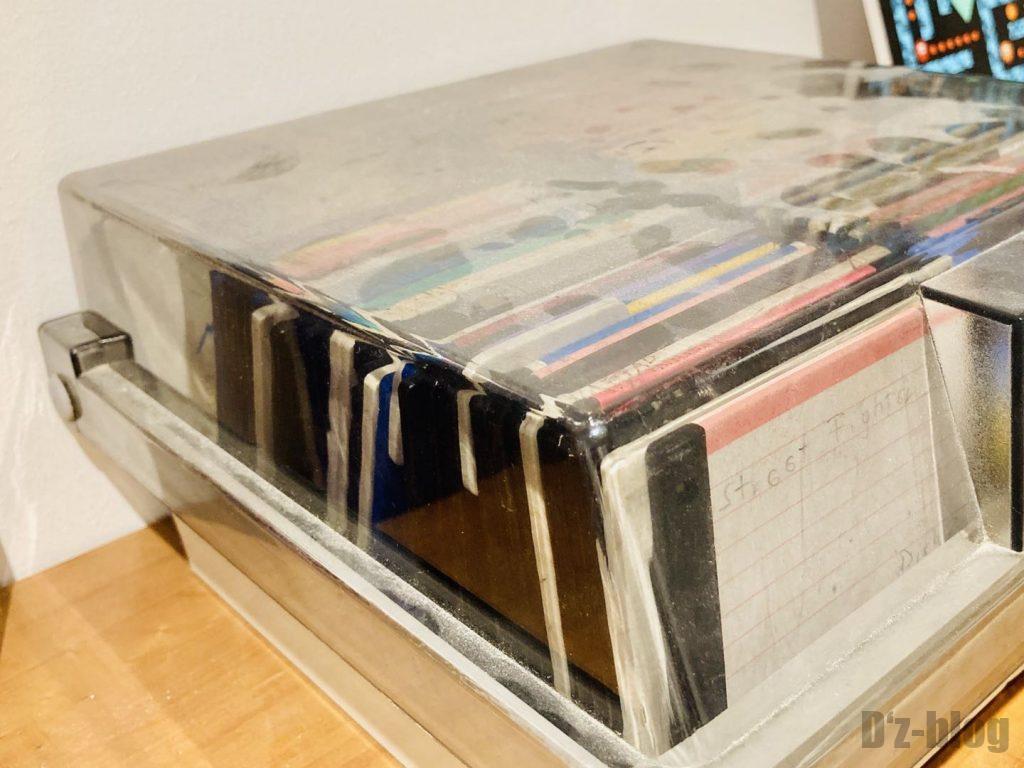 上海80年代博物館フロッピーディスク