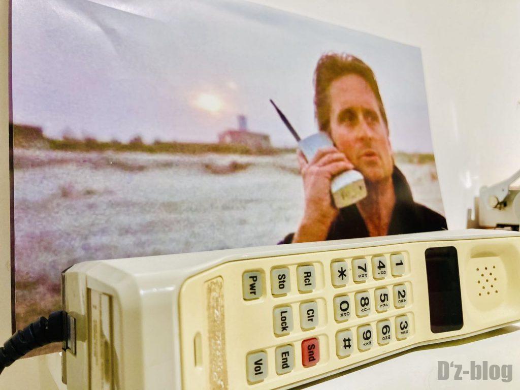 上海80年代博物館電話子機
