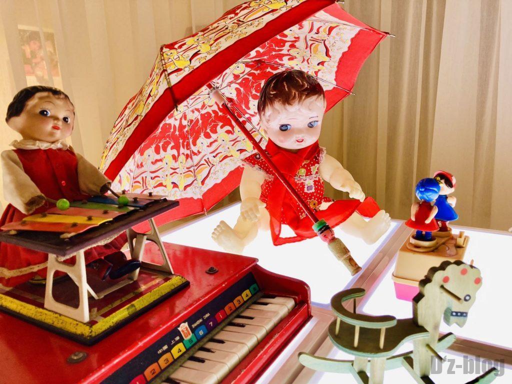 上海80年代博物館子供おもちゃ