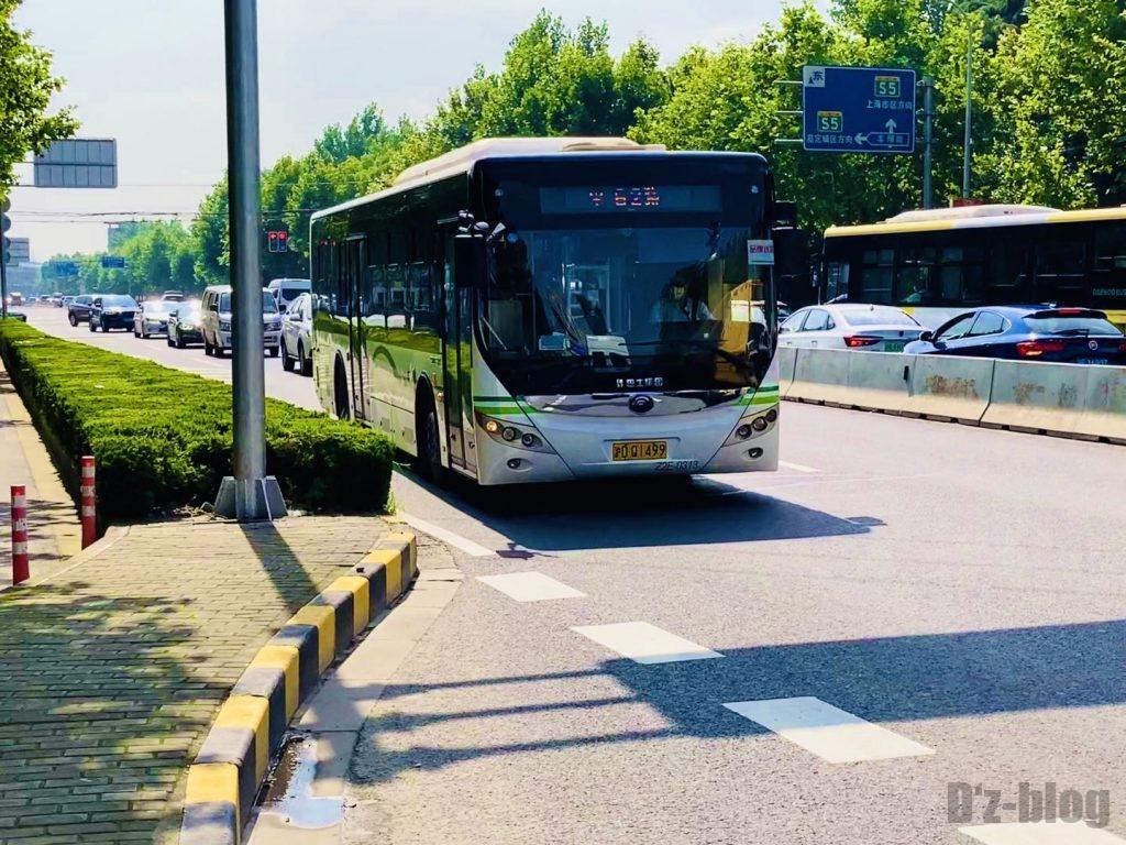 上海南翔バス