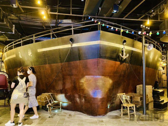 上海1192風情街船