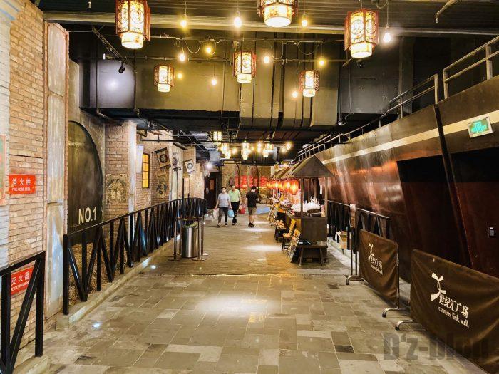 上海1192風情街通路
