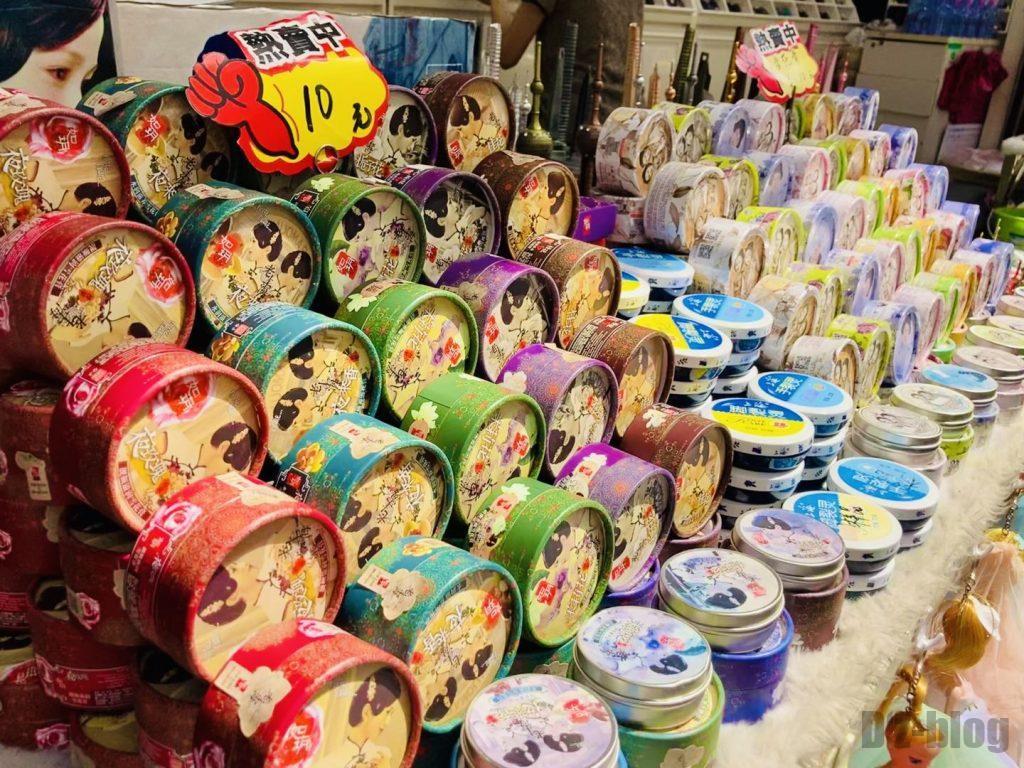 上海豫园ハンドクリーム