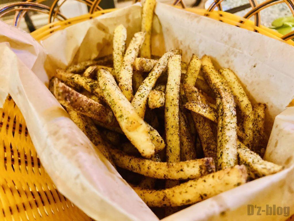 上海舌助 ゆかりのふりふりポテトフライ