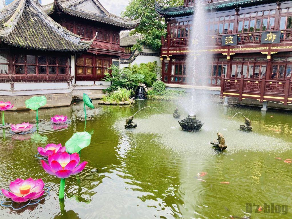 上海豫园池