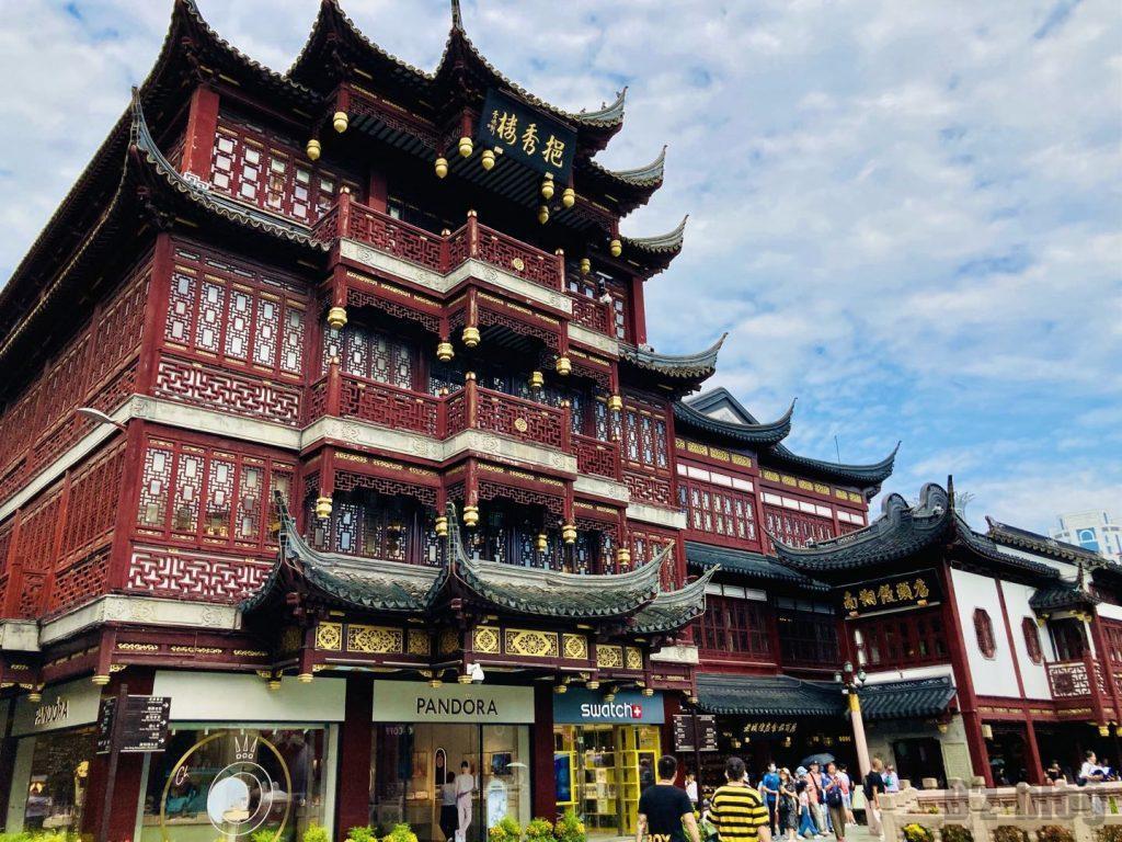 上海豫园飲食店