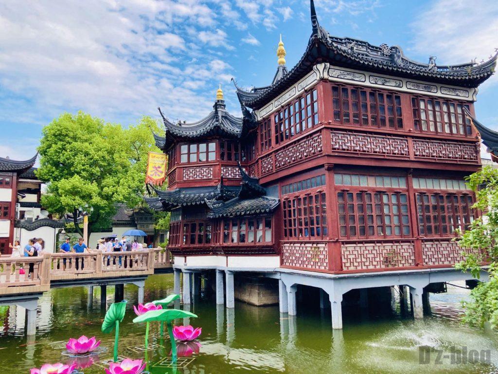上海豫园 庭