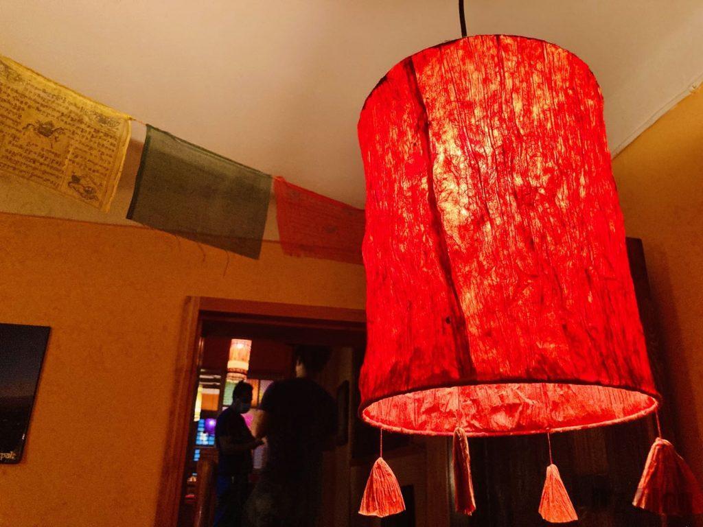 上海ネパールキッチン電気
