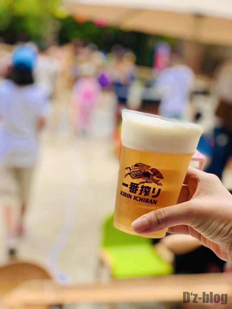 上海紋兵衛ビール