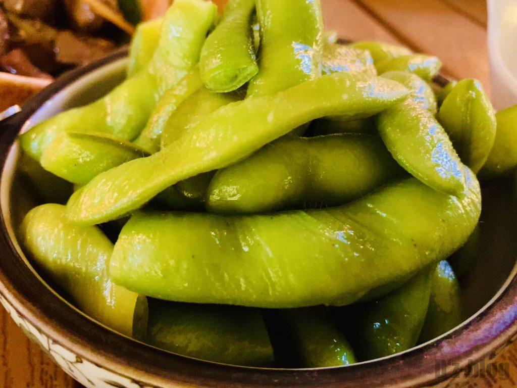 上海舌助 枝豆