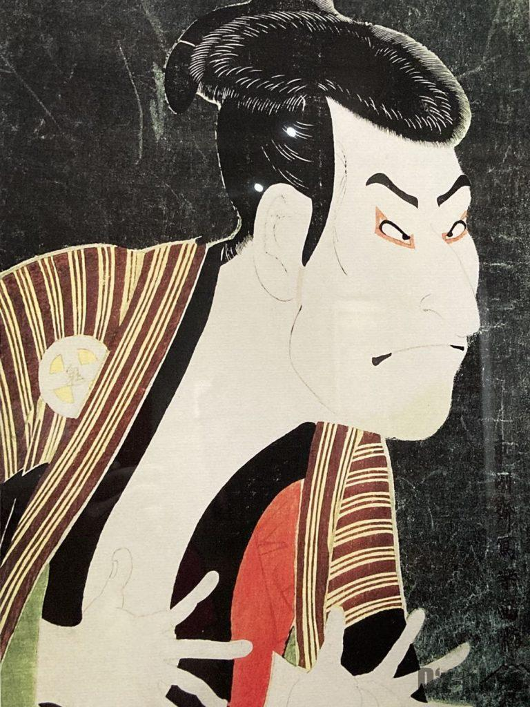 上海浮世絵歌舞伎役者