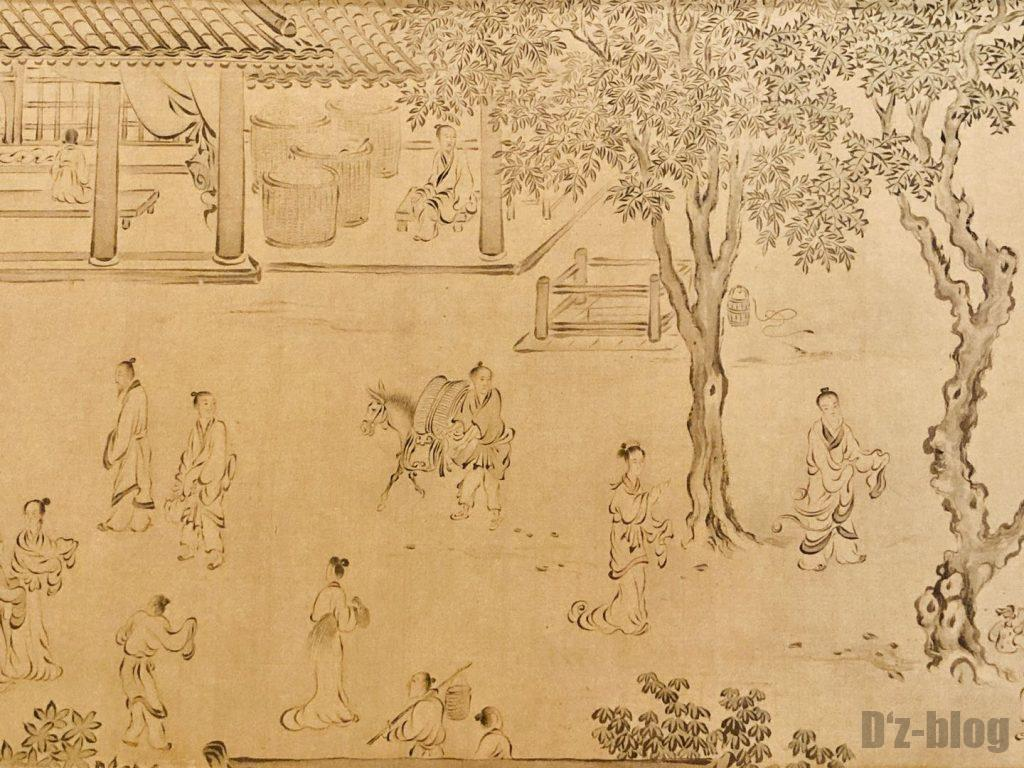 上海博物館絵画2