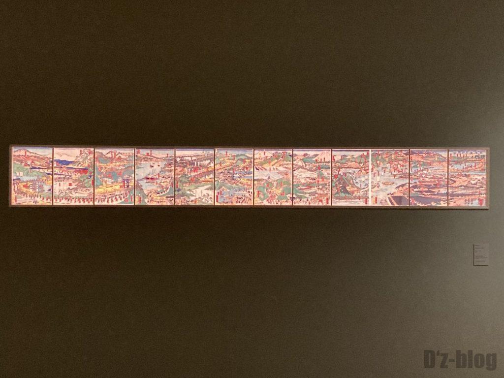 上海浮世絵浮世絵ライトアップ