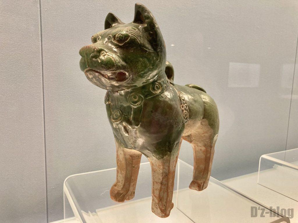 上海博物館陶犬