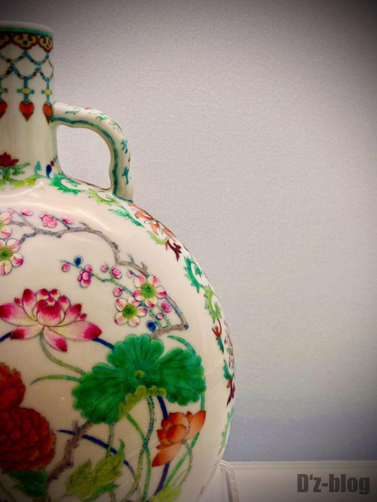 上海博物館花瓶
