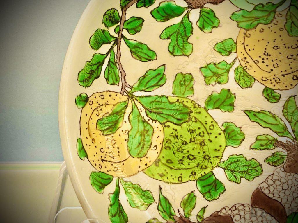 上海博物館皿