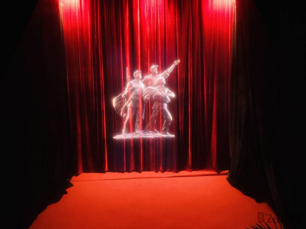 上海映画博物館映像