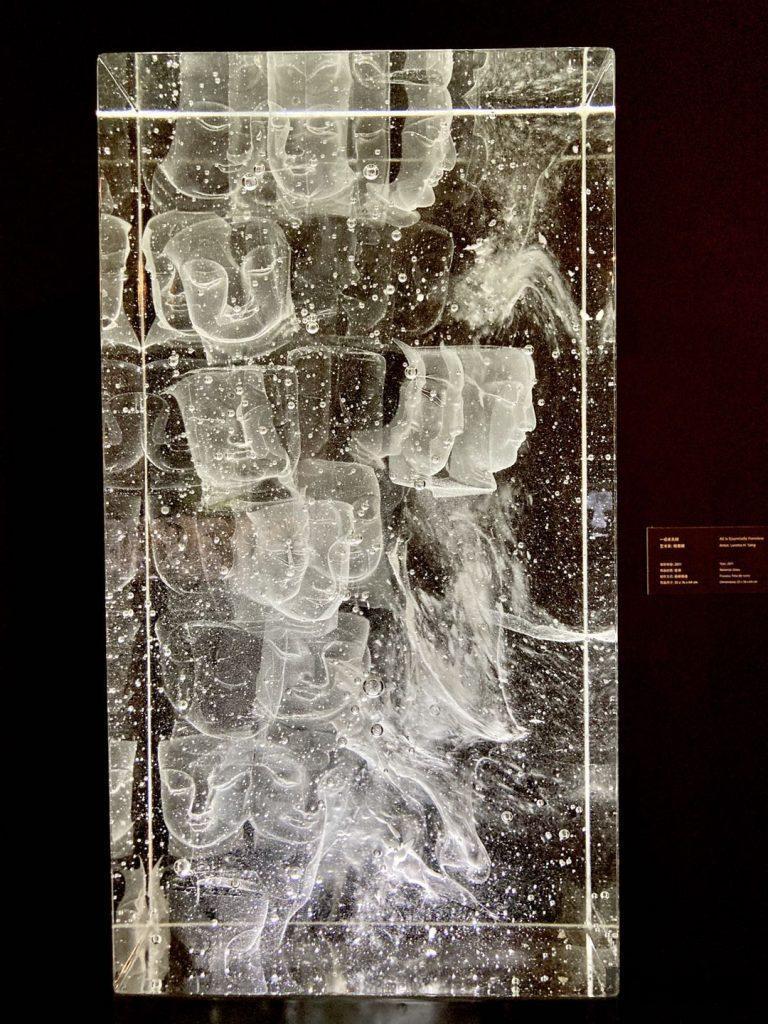 上海琉璃芸術博物館仏像作品6