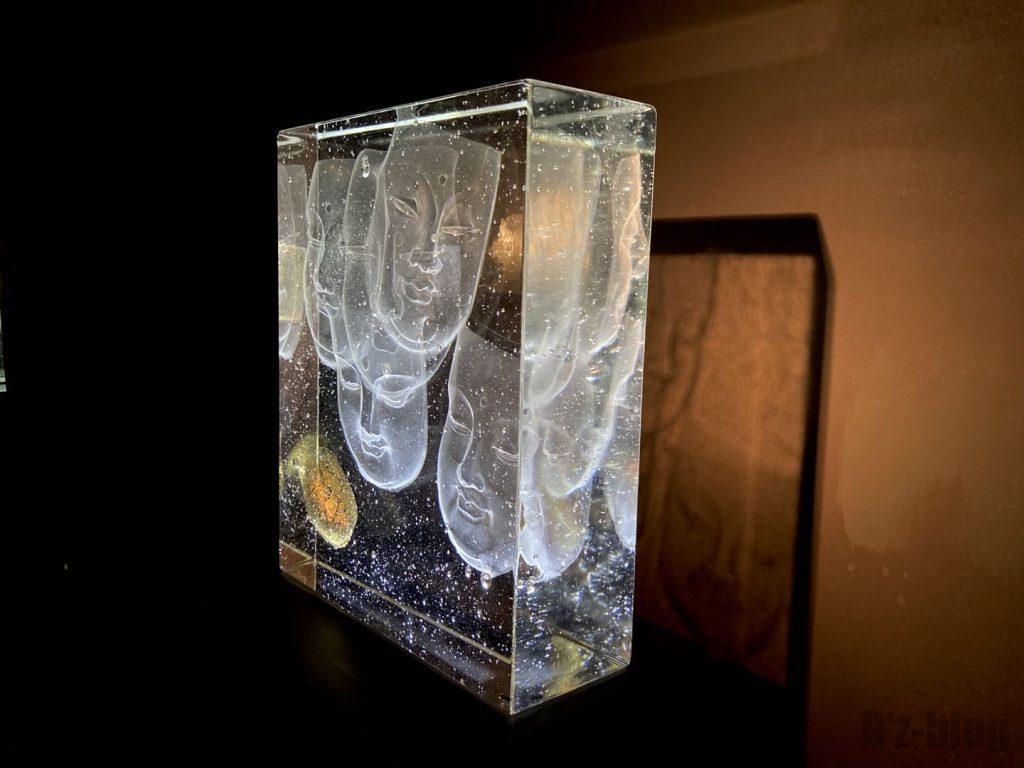 上海琉璃芸術博物館仏像作品7