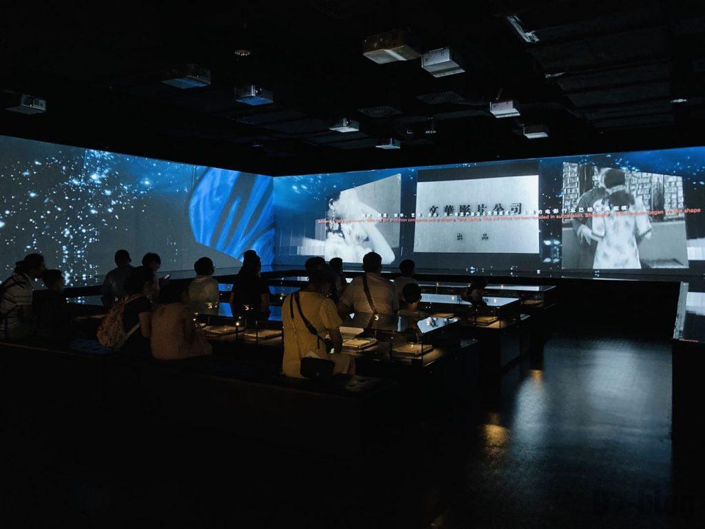 上海映画博物館撮影映像
