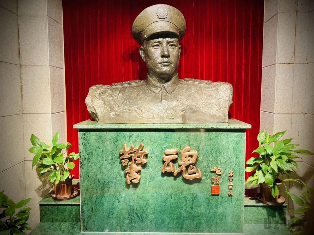 上海公安博物館 警魂