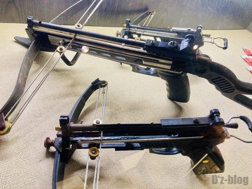 上海公安博物館 槍