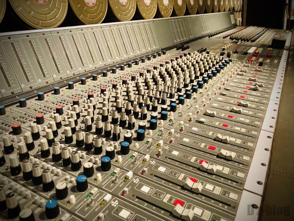 上海映画博物館音響