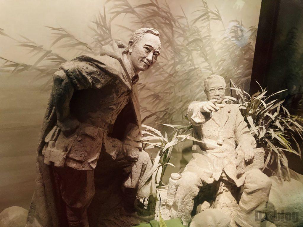 上海映画博物館館内モデル