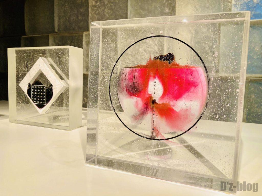 上海琉璃芸術博物館ガラスを用いた芸術作品