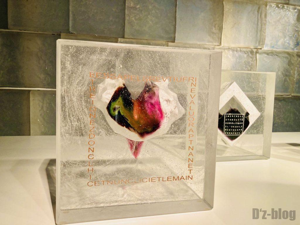 上海琉璃芸術博物館ガラス芸術作品